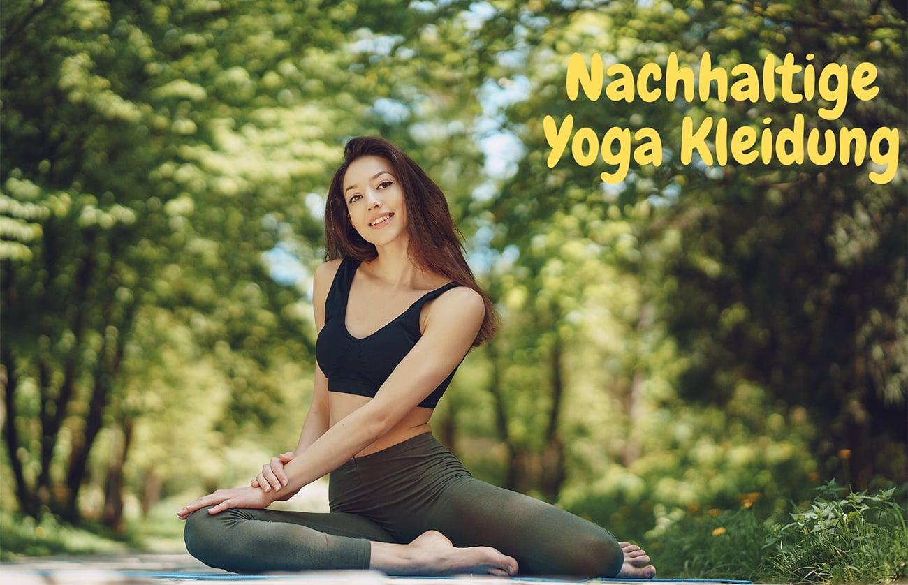 nachhaltige yoga kleidung