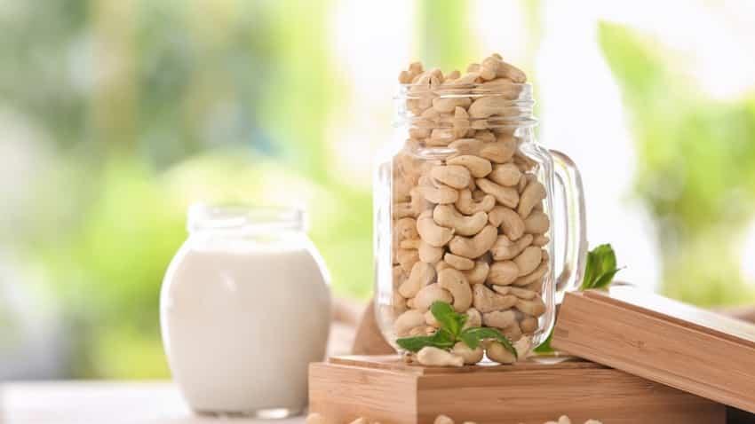 Cashew-Sahne-aus-Nüssen