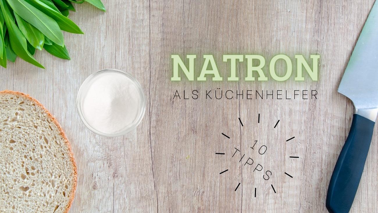 Natron-als-Küchenhelfer