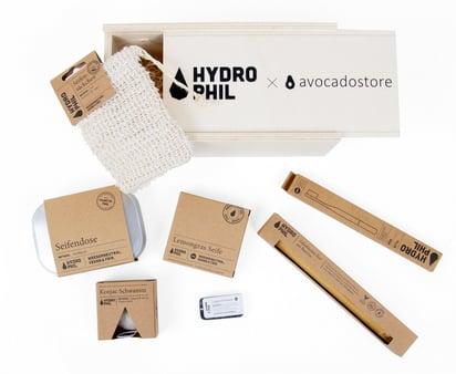 Hydrophil Avocadostore Zero Waste Starter Kit
