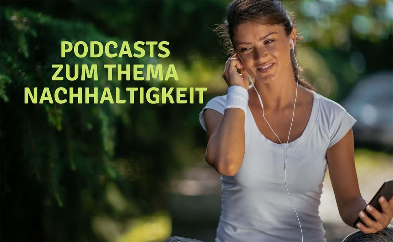 podcasts nachhaltigkeit