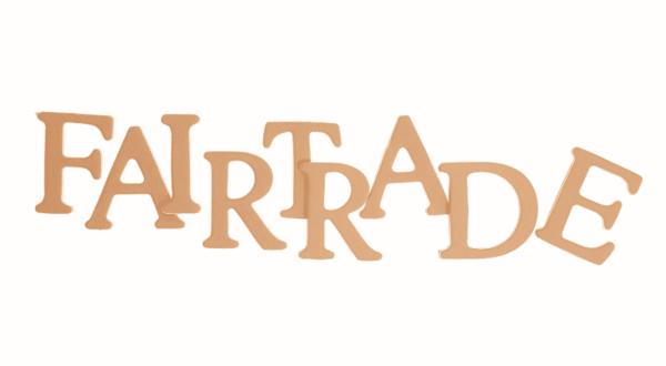 Fairtrade-Schriftzug