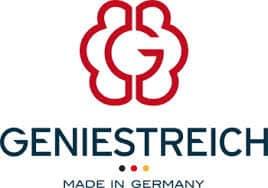 Geniestreich Logo
