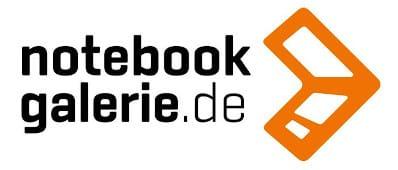 Notebookgalerie shop Logo