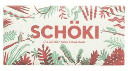 Schöki Schokoladentafel